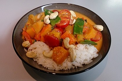 Das weltbeste vegane Süßkartoffel-Curry 7