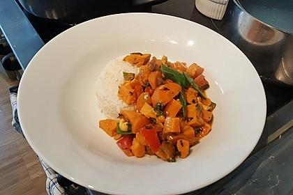 Das weltbeste vegane Süßkartoffel-Curry 13