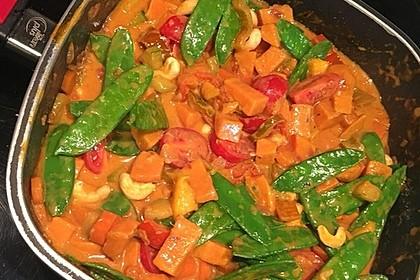 Das weltbeste vegane Süßkartoffel-Curry 20