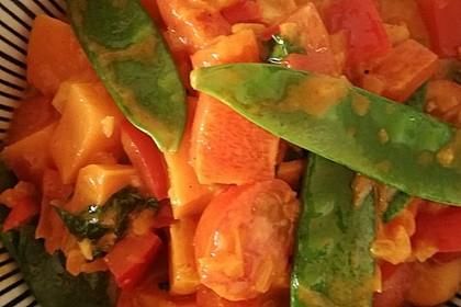 Das weltbeste vegane Süßkartoffel-Curry 16