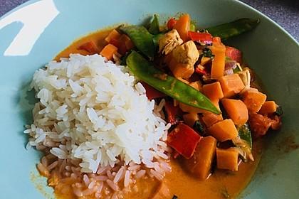 Das weltbeste vegane Süßkartoffel-Curry 17