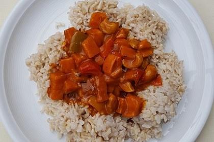 Das weltbeste vegane Süßkartoffel-Curry 12