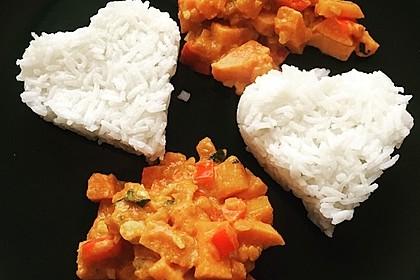 Das weltbeste vegane Süßkartoffel-Curry 2
