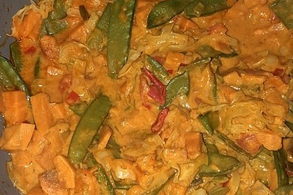 Das weltbeste vegane Süßkartoffel-Curry 14