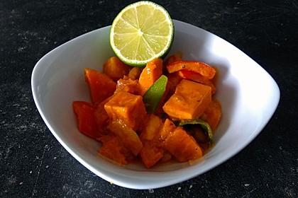 Das weltbeste vegane Süßkartoffel-Curry 11