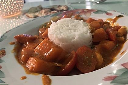 Das weltbeste vegane Süßkartoffel-Curry 15