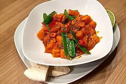 Das weltbeste vegane Süßkartoffel-Curry 1