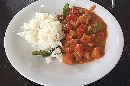 Das weltbeste vegane Süßkartoffel-Curry 9