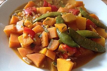 Das weltbeste vegane Süßkartoffel-Curry 4