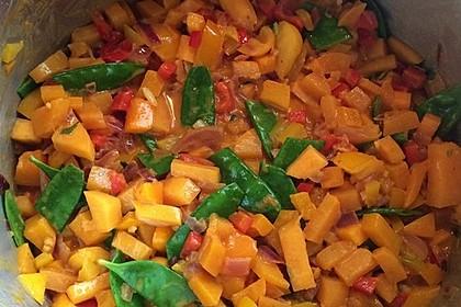 Das weltbeste vegane Süßkartoffel-Curry 22