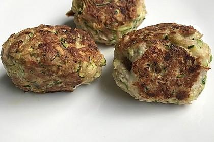 Tunfisch-Zucchini-Bratlinge 1