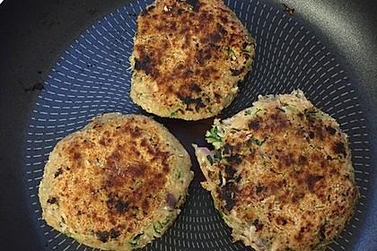 Tunfisch-Zucchini-Bratlinge 5