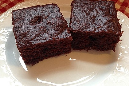 Zucchini Brownies 11