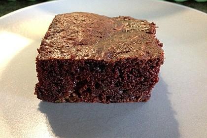 Zucchini Brownies 16