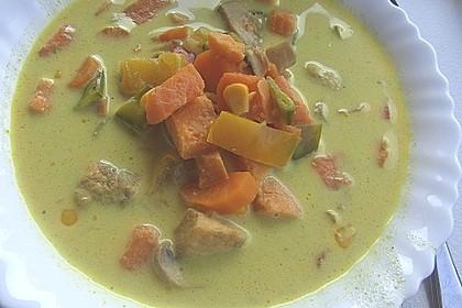 Bibis Süßkartoffel-Hühnchen-Curry