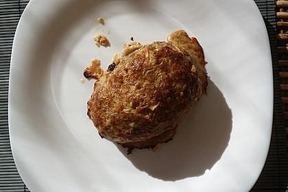 Camembert in Hackfleisch 40