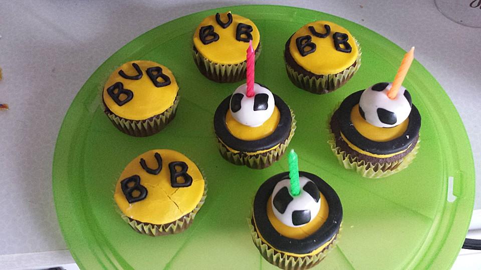 Bvb Muffins Von Jessica243 Chefkoch De