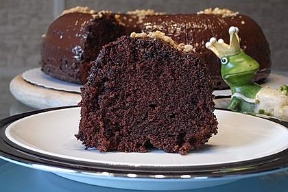 Urmelis Kirschwein-Schokoladen-Kranz mit einem Hauch Espresso 2