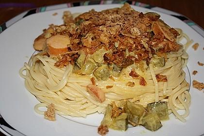 """Spaghetti """"Hot Dog"""" 1"""