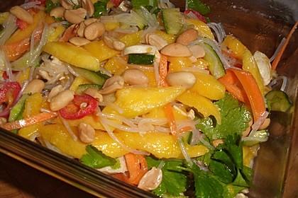 Mango-Hähnchen-Salat 1