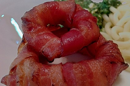 Bacon-Zwiebelringe 1