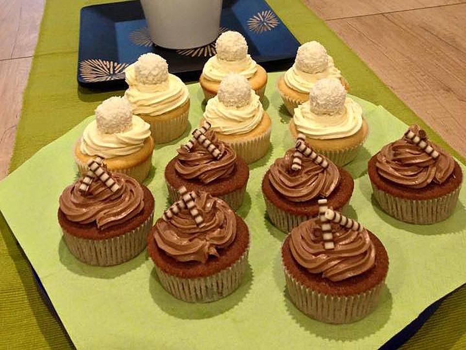 Muffins rezepte mit nutella fullung