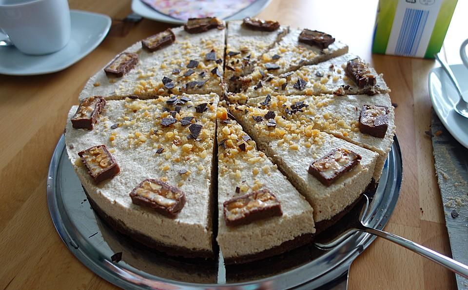 Snickers Torte Von Fairy1512 Chefkoch De