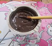 Kuchen-Schokoglasur (Bild)
