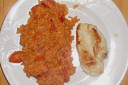 Griechischer Tomatenreis 39