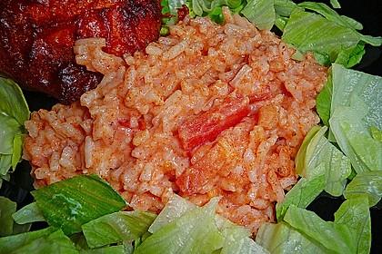 Griechischer Tomatenreis 48