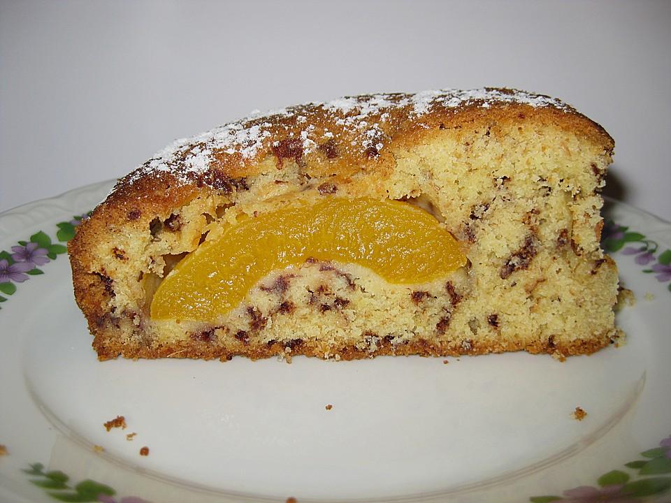Schoko Aprikosen Kuchen Schnell Von Floo Chefkoch De