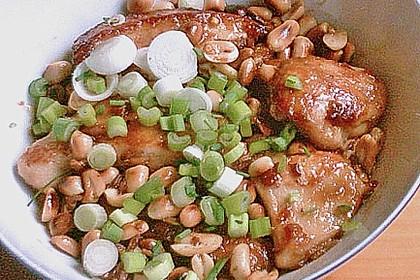 Huhn mit Erdnüssen 2