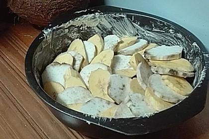 Bananen - Süßkartoffelauflauf 1