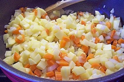 Feuriger Puten - Kartoffel - Topf 6
