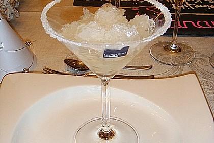 Champagner-Sorbet 1