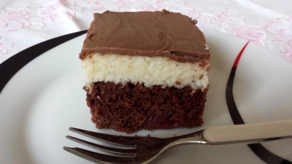 Schokoladen Kokos Kuchen Von Mina111177 Chefkoch De