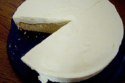 Käsesahne ohne Gelatine 59