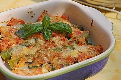 Spargel mit Parmesan-Kruste 20
