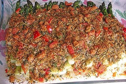 Spargel mit Parmesan-Kruste 31