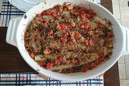Spargel mit Parmesan-Kruste 22