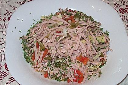 Österreichischer Wurstsalat