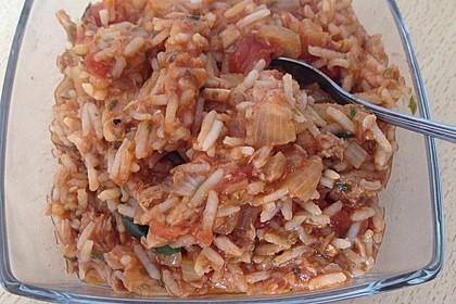 Thunfischreis portugiesisch (Bild)