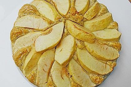 Versunkener Apfelkuchen 7