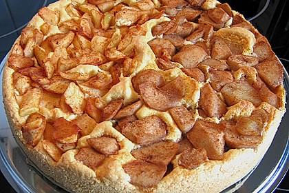 Versunkener Apfelkuchen 9