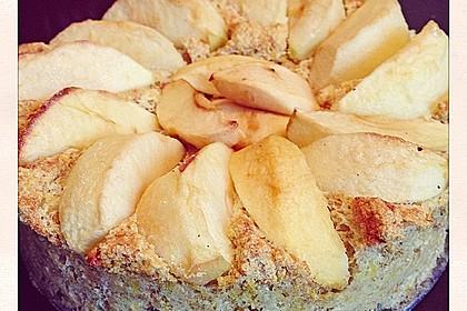 Versunkener Apfelkuchen 12