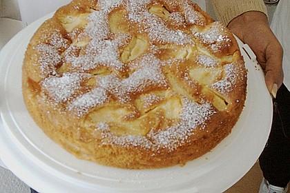 Versunkener Apfelkuchen 16