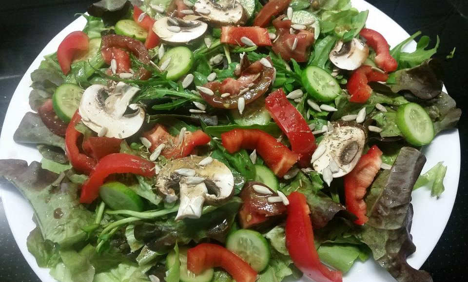 Gemischter Blattsalat Giovanna Von Clarisza Chefkoch