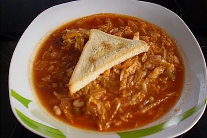 Bohnensuppe aus der Toskana 1