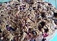 Obststreuselkuchen nach Wahl