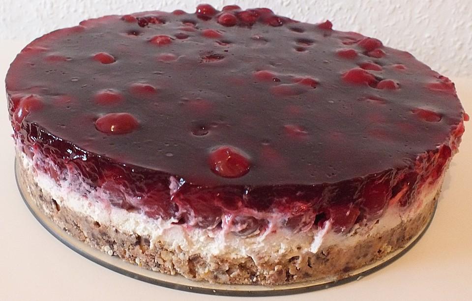 Prinzenrolle Torte Mit Kirschen Von Edelgard38 Chefkoch De